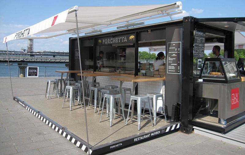 Kiosk mobile