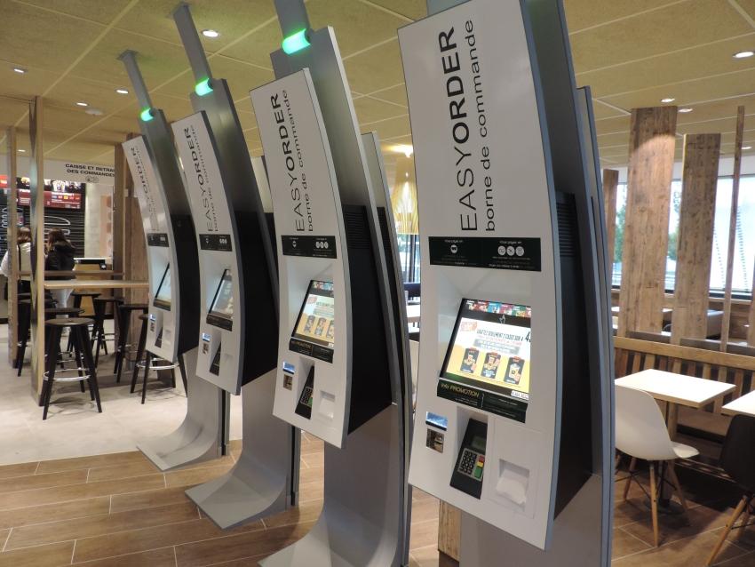 L'automatisation des restaurants