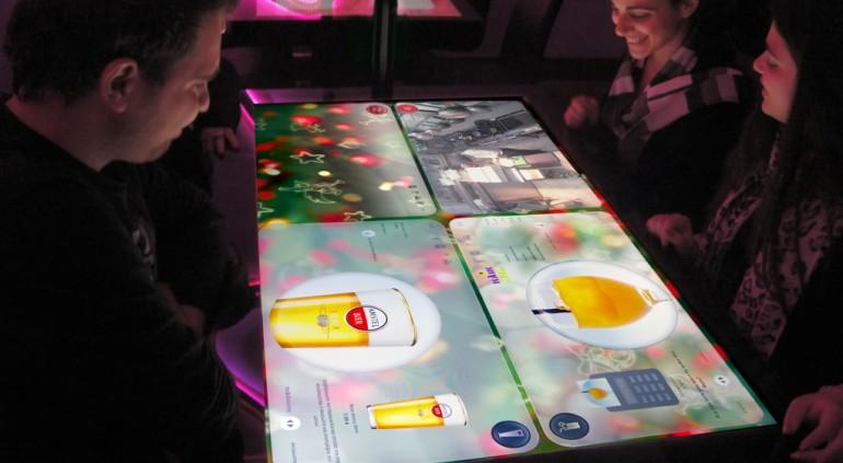 La technologie dans nos restaurants